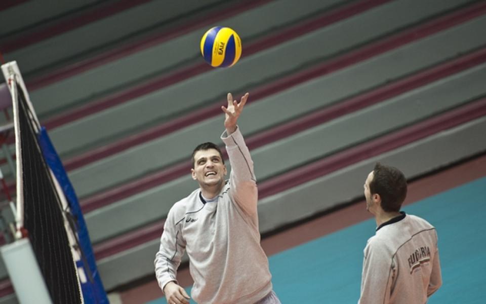 Алексиев: Радваме се, че попаднахаме в такава невероятна група
