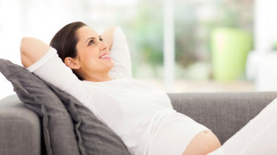 Трябва ли бременните да гледат телевизия?