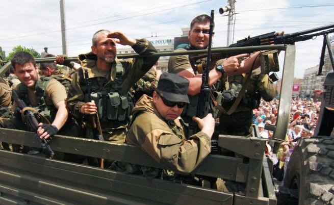 Непризнатата Донецка народна република въведе военно положение