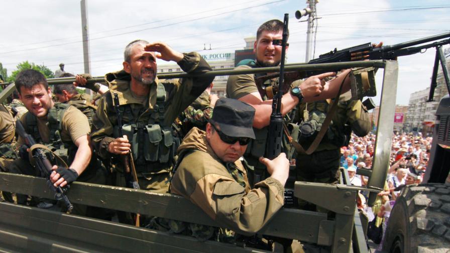Премиерът на Донецката република подаде оставка