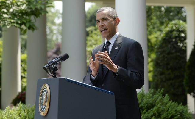 Обама: Догодина – 10 хил. войници на САЩ в Афганистан