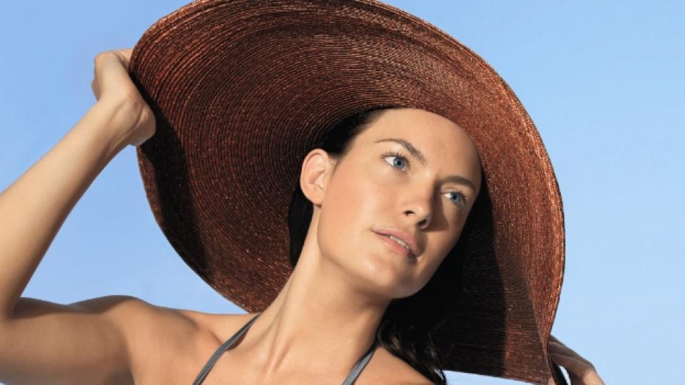 През първите дни на плажа нанасяйте редовно продукти с висок слънцезащитен фактор