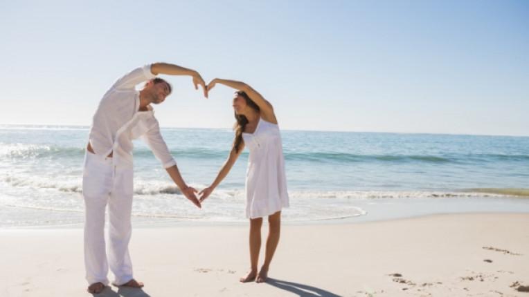 любов море двойка щастие връзка