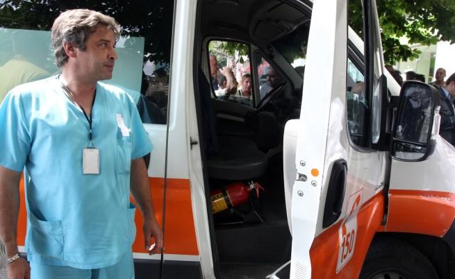 Протестите на медиците от