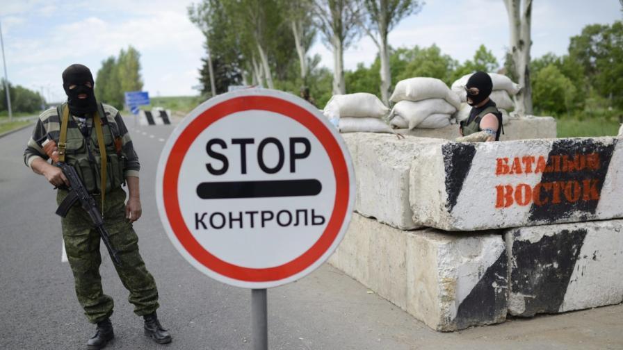 Ожесточени сражения се водят в Луганск