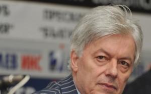 Вальо Михов след инцидентите: Стадионите са задължение на държавата