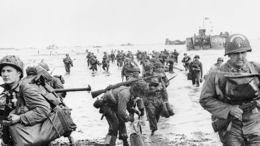70 години от десанта в Нормандия