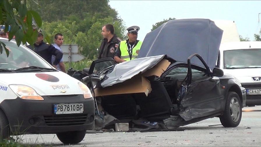 Катастрофа в Пловдив