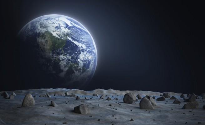 Откриха как се е образувала Луната