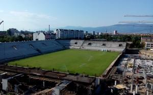 """Радост в Ботев Пд, строежът на """"Колежа"""" започва до дни"""