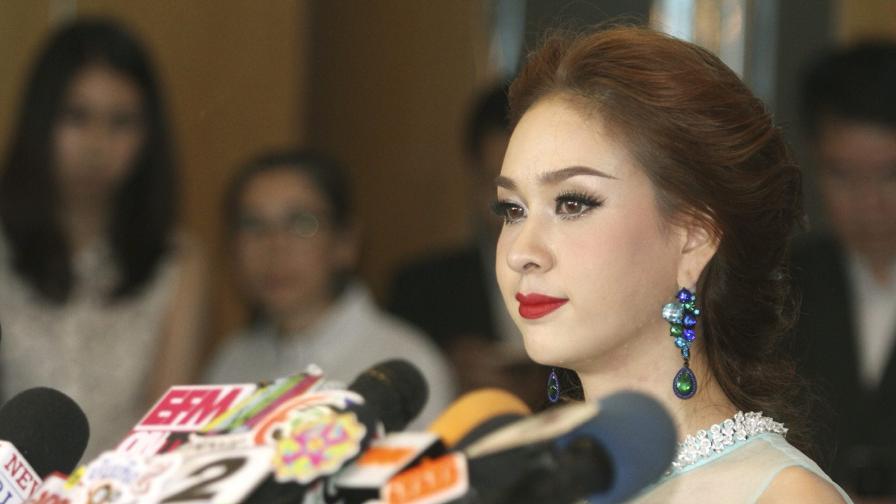 Мис Тайланд се отказа от титлата си заради коментари в мрежата