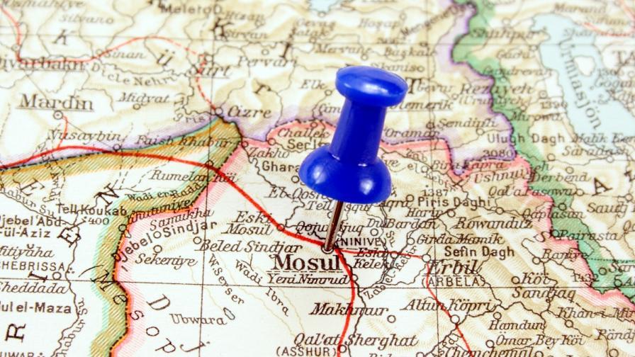 28 турски шофьори са били отвлечени в северния иракски град Мосул