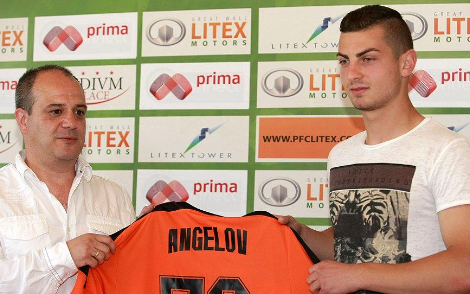 Милчо Ангелов: В Литекс се работи добре с младите
