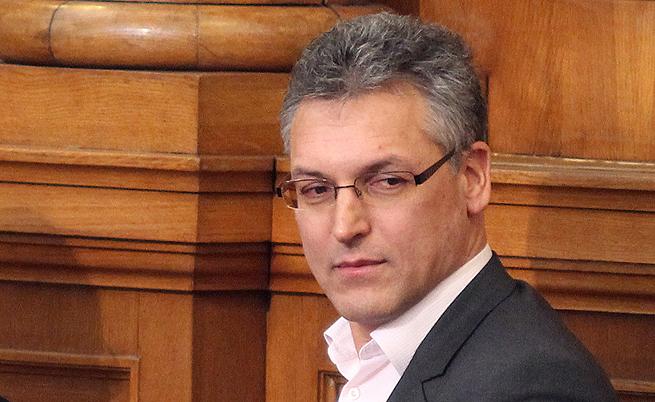 Валери Жаблянов: БСП не може сама да подаде оставката на кабинета