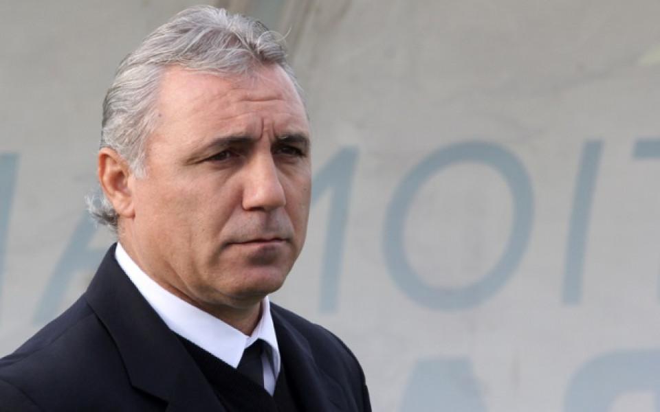 Стоичков: Трифон остави следа в световния футбол