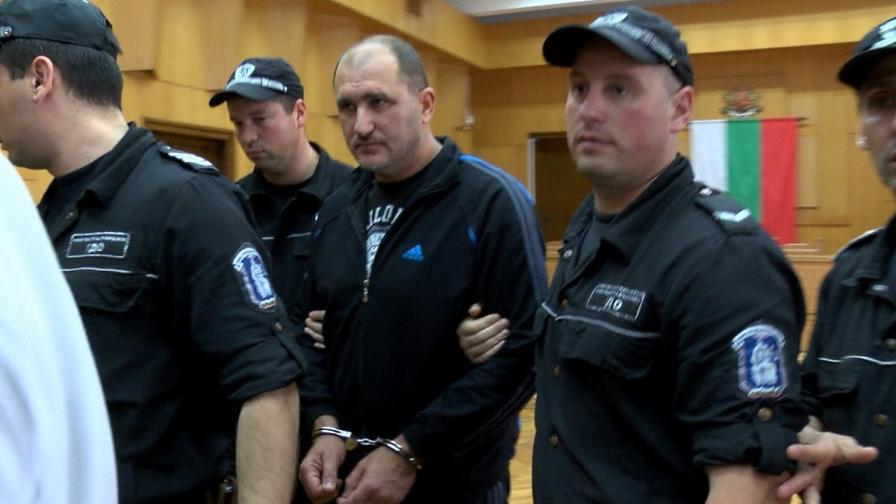 Георги Сапунджиев в съда