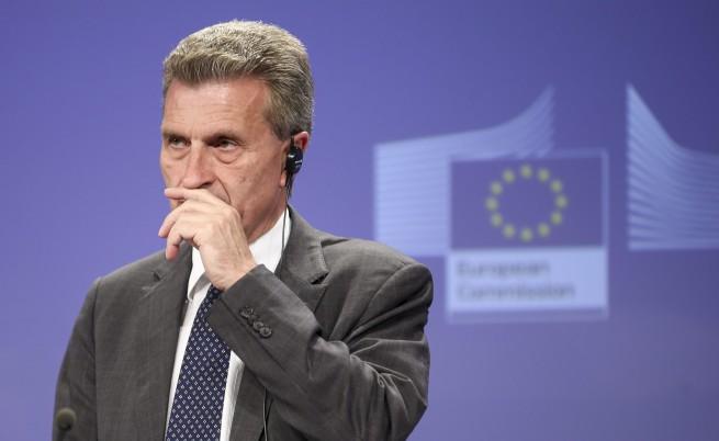 """ЕК поиска повече твърдост спрямо Русия за """"Южен поток"""""""