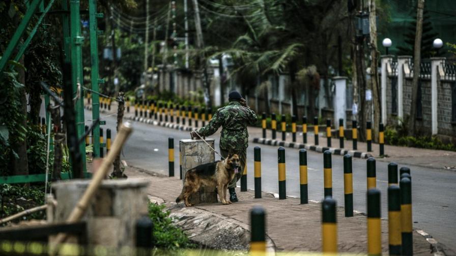 Над 30 загинали при нападение в Кения