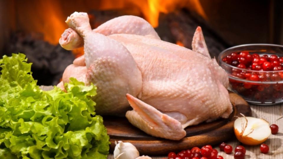 Не мийте пилето преди готвене