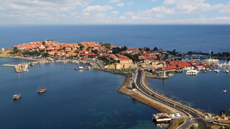 Несебър в класация за 10 прекрасни места на Балканите