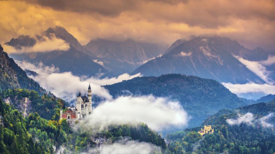 Нойшванщайн: Замъкът от приказките