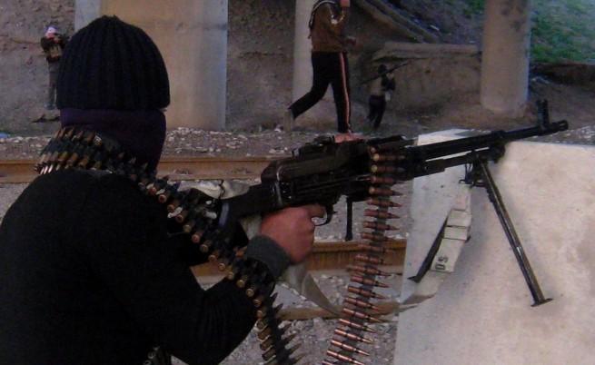 ИДИЛ превзе най-голямата иракска рафинерия