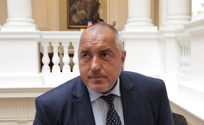 Борисов: Отдавна сме гореща точка
