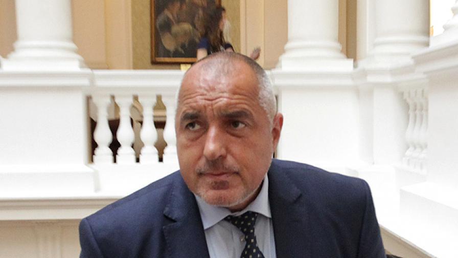 Борисов: Пожелавам успешна коалиция на РБ с БСП
