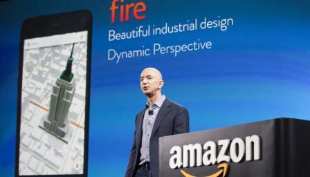Amazon се отразява най-добре на обществото от ИТ гигантите