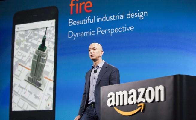 Amazon: Роботите няма да заменят хората