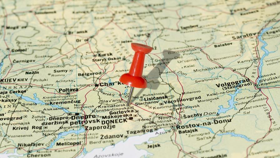 Украйна: Сепаратистки лидери се съгласиха с мира до 27 юни