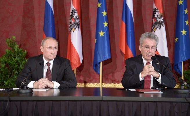 """Владимир Путин: САЩ се опитват да провалят """"Южен поток"""""""