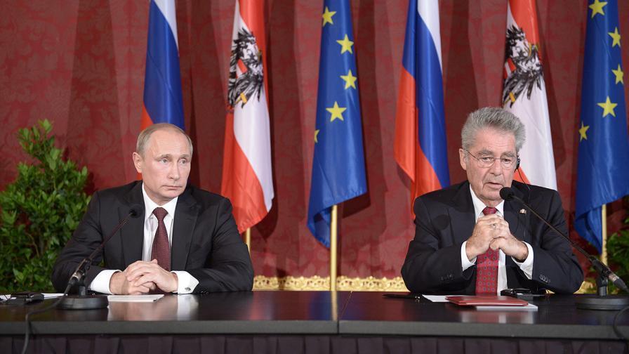 Путин и Фишер