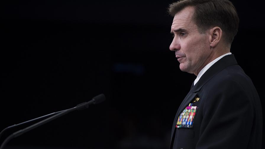 Първите американски военни съветници вече започнаха мисията си в Ирак