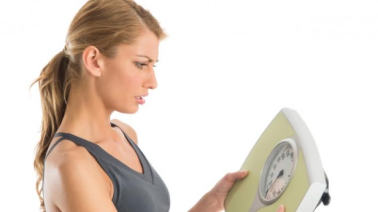жена кантар килограми