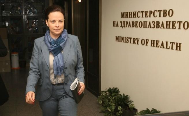 Таня Андреева: Болниците ще получат средствата си