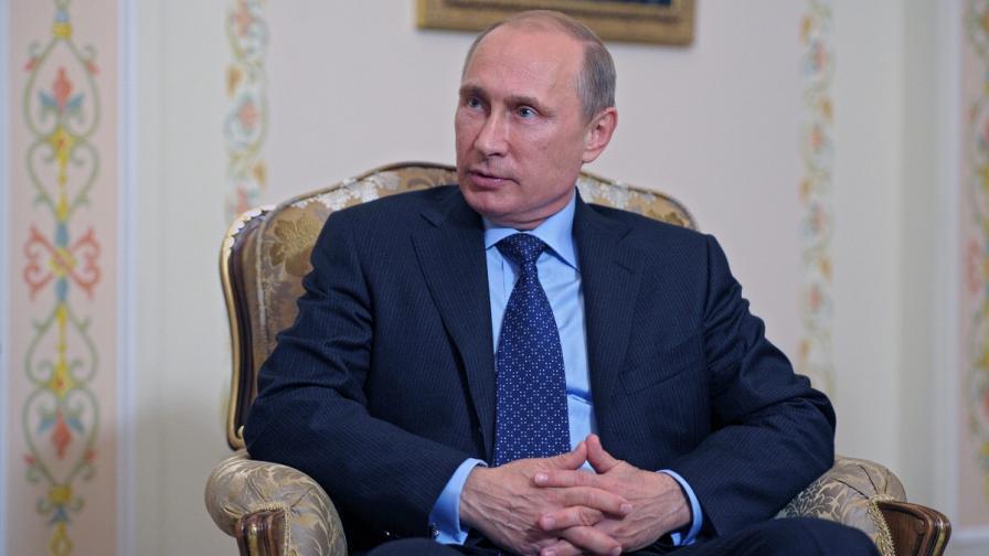 Путин: Изборът между ЕС и Русия разедини Украйна