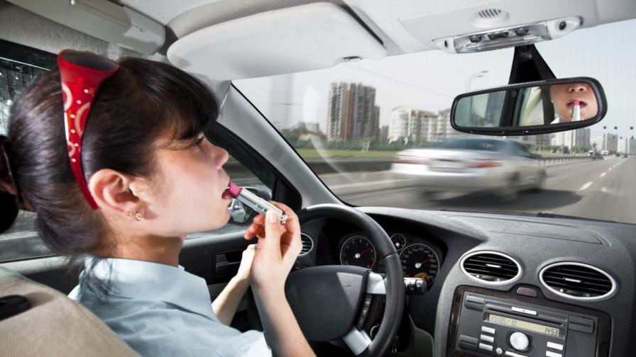 Рискови шофьори ли са българите