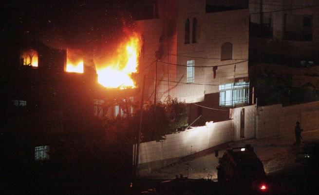 """Израел обстрелва обекти на """"Хамас"""" заради смъртта на младежите"""