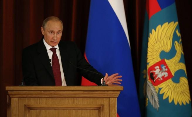 """Путин за Украйна, световния ред, """"Южен поток"""" и енергийните доставки"""