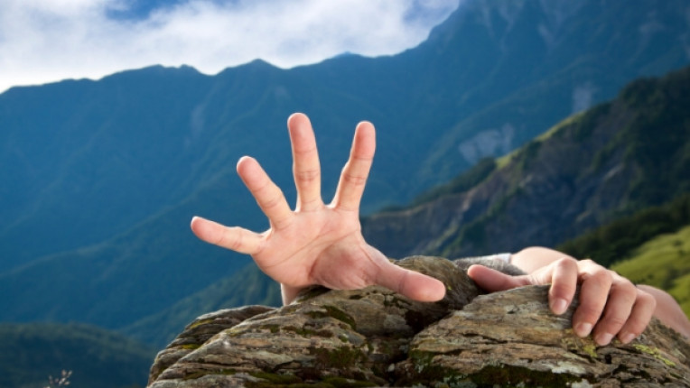 спасение планина жертва оцеляване