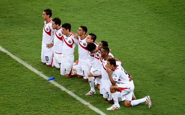 Участникът на Световното първенство през лятото Коста Рика записа успех