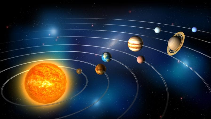 """Сблъсък със Земята направил Меркурий """"желязна планета"""""""