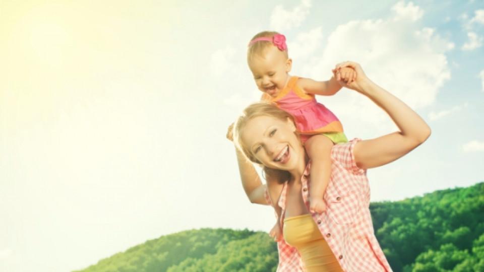 Младите майки на 21 век - другата гледна точка