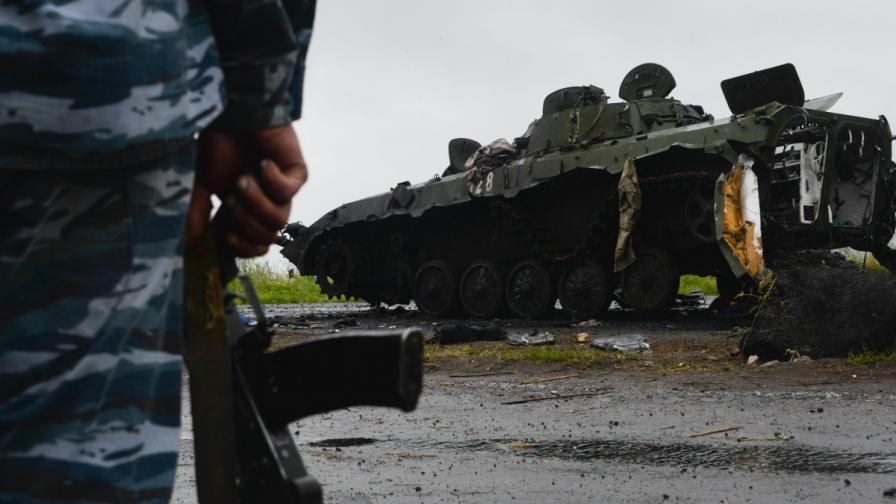 Киев и сепаратистите си разменят закани