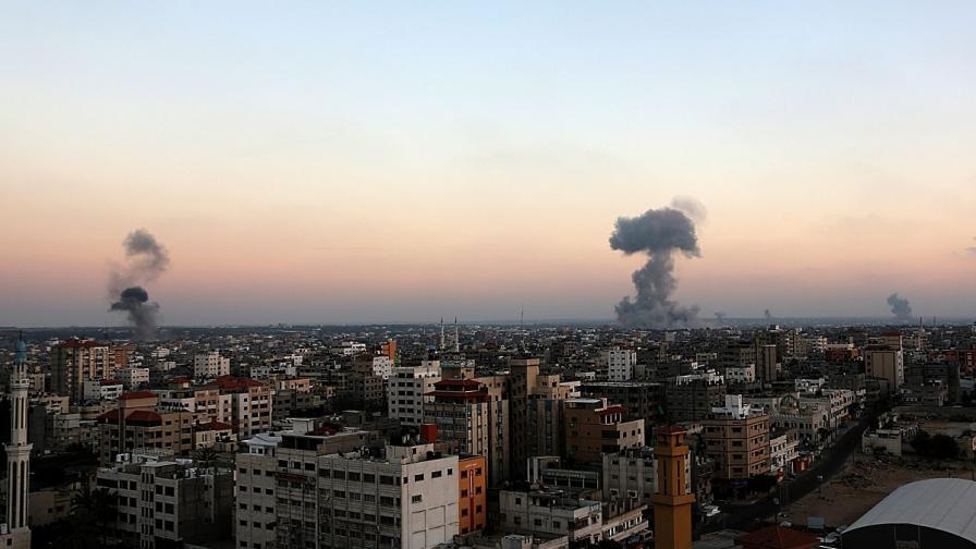 Най-малко 815 палестинци са били убити през 18-те дни на израелската офанзива в Ивицата Газа
