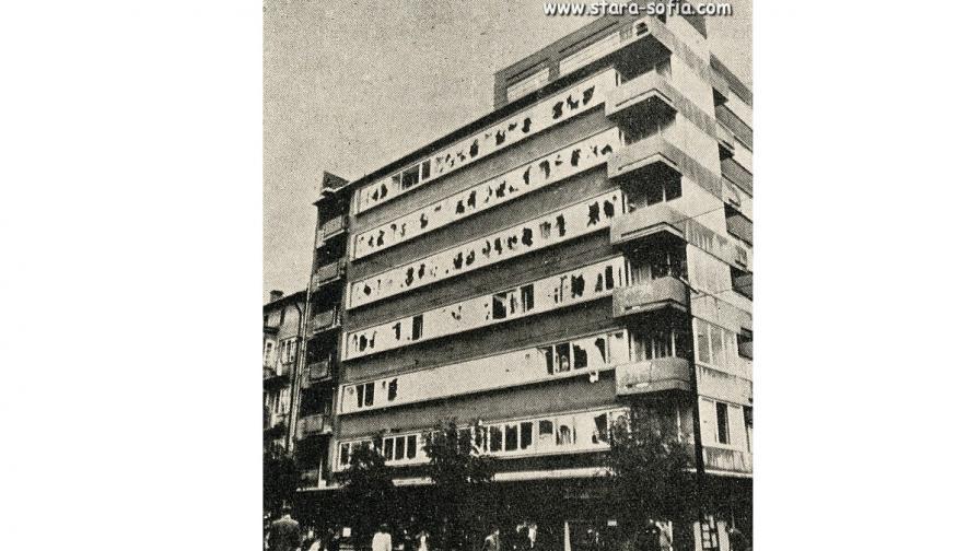 Откога в София не е валял разрушителен град?