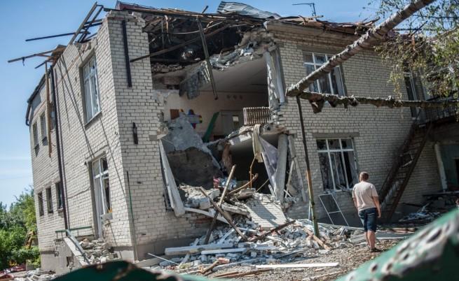 Боевете в Източна Украйна не спират