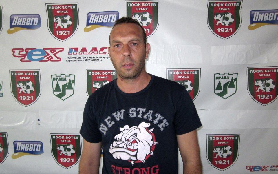 45-годишният Илия Илиев е перлата в зимната селекция на Локомотив