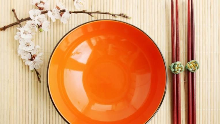 пръчици за хранене китайски клечки